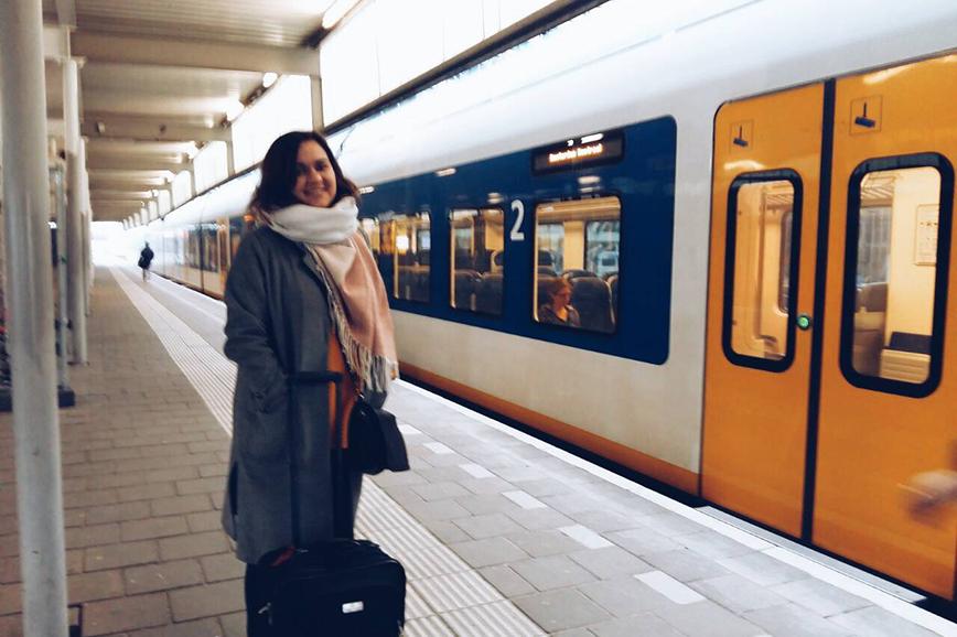 За границей Инна Холодней увидела, что отношения с родителями могут быть другими