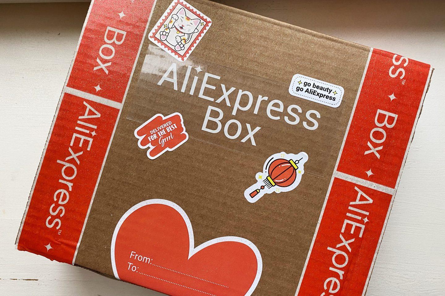 Косметика с AliExpress