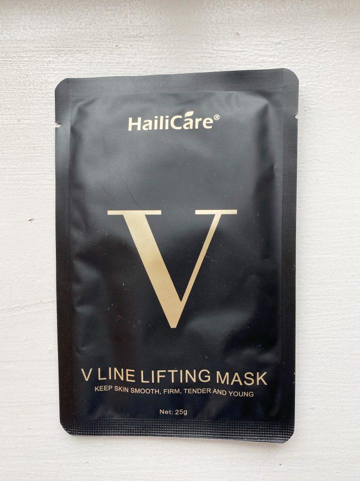 Подтягивающая маска для V-контура