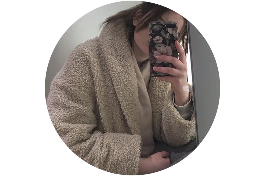Ника Таранец рассказывает, где купить пальто
