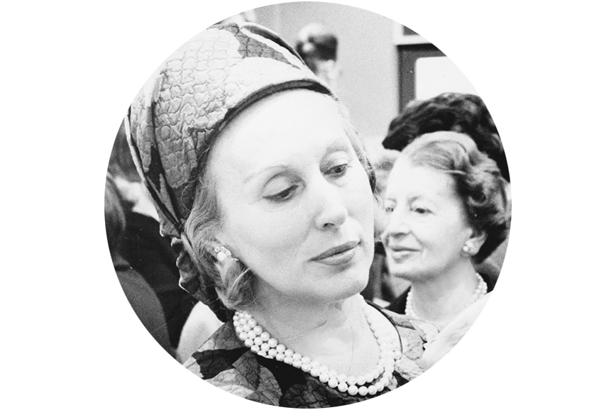 Эсте Лаудер — создательница бьюти-бренда Estée Lauder