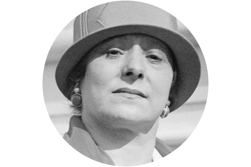 Элена Рубинштейн — создательница бьюти-бренда Helena Rubinstein