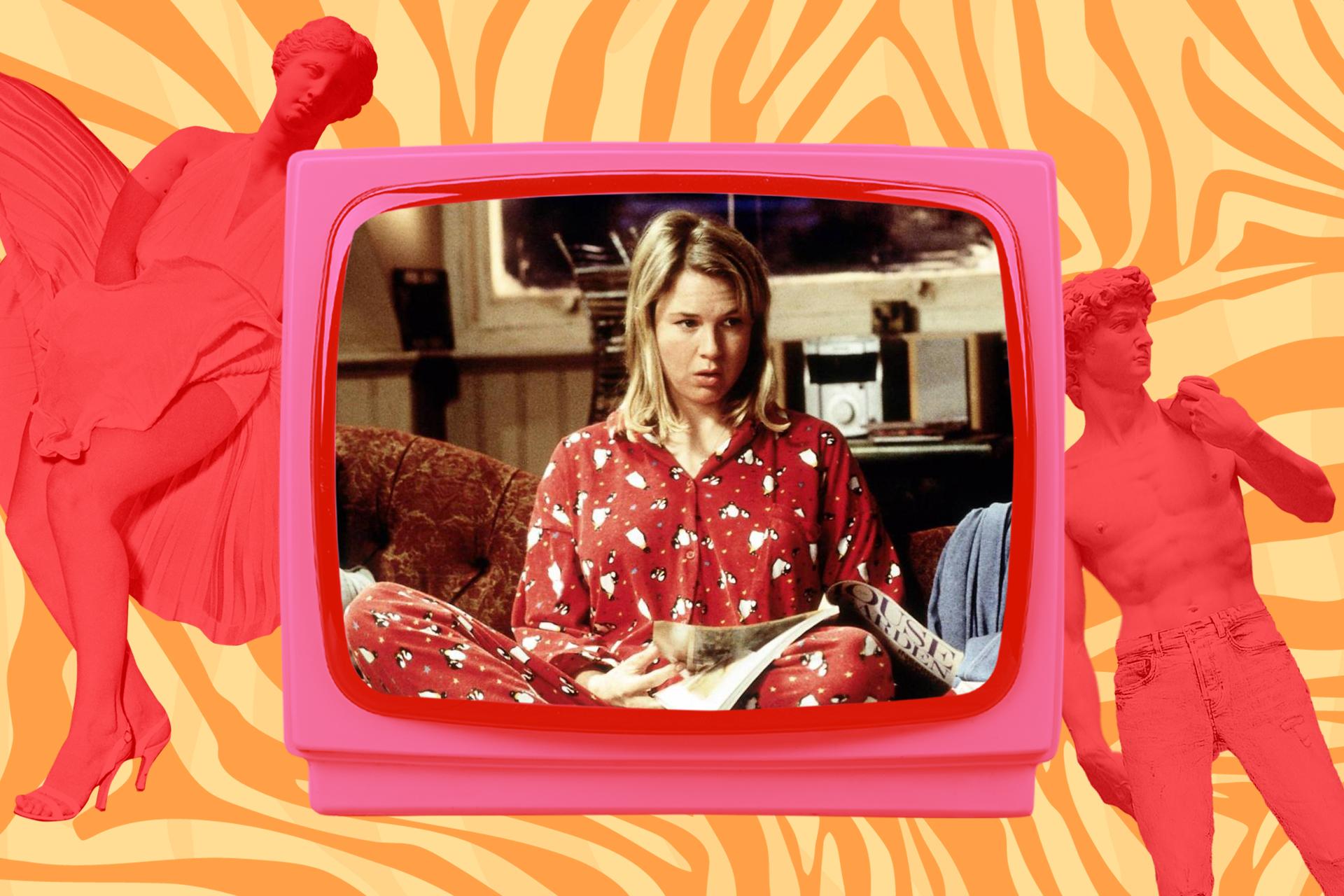 Женские пижамы в стиле Бриджит Джонс, Холли Голайтли и Кэрри Брэдшоу