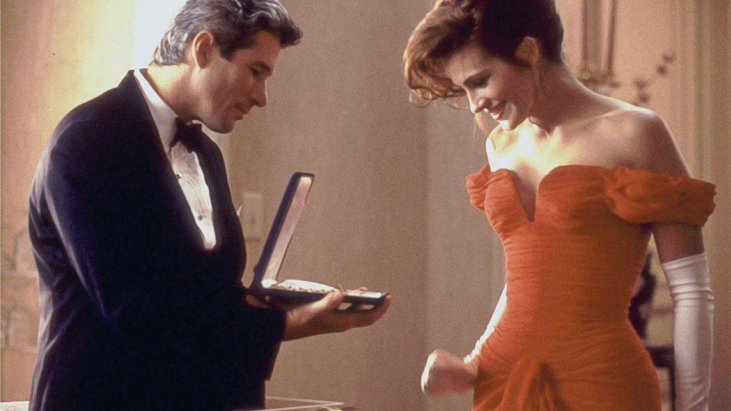 Кадр из фильма «Красотка»