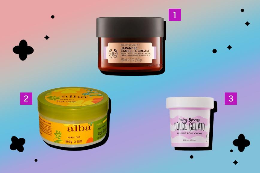 Как ухаживать за кожей тела: увлажняющий крем