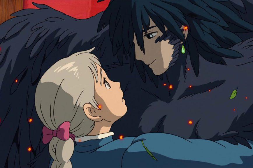 Кадр из фильма «Ходячий замок»
