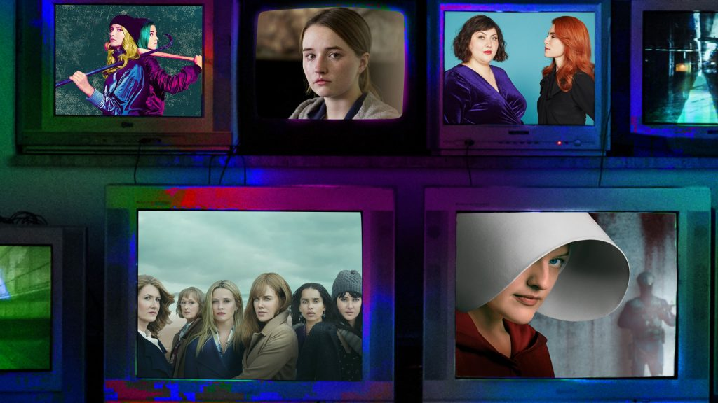 сериалы о женщинах и сексуальном насилии