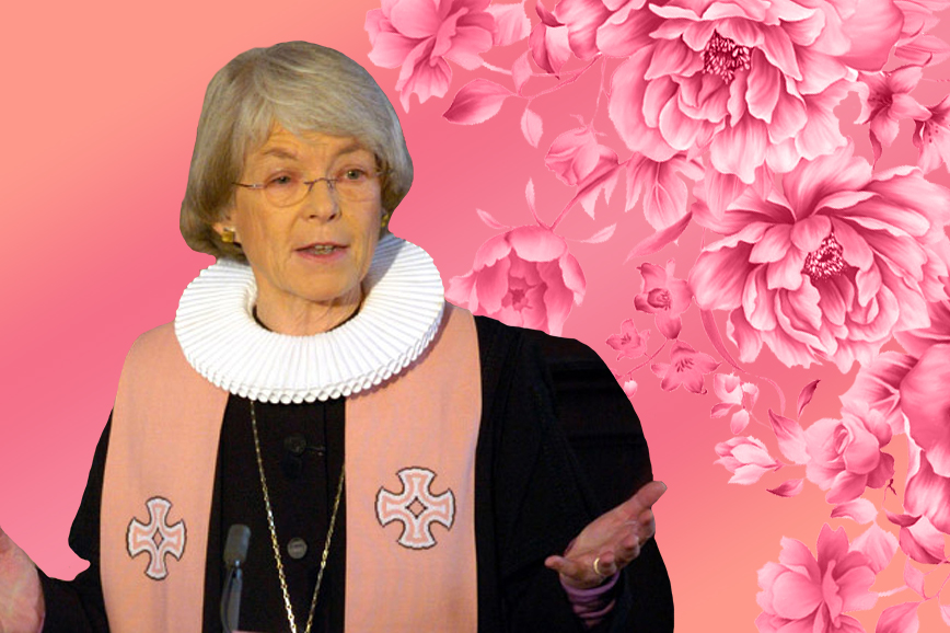 Женщина-епископ Мария Йепсен