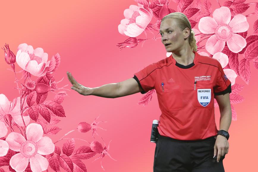 Женщины в мужских профессиях: футбольный судья Бибиана Штайнхаус