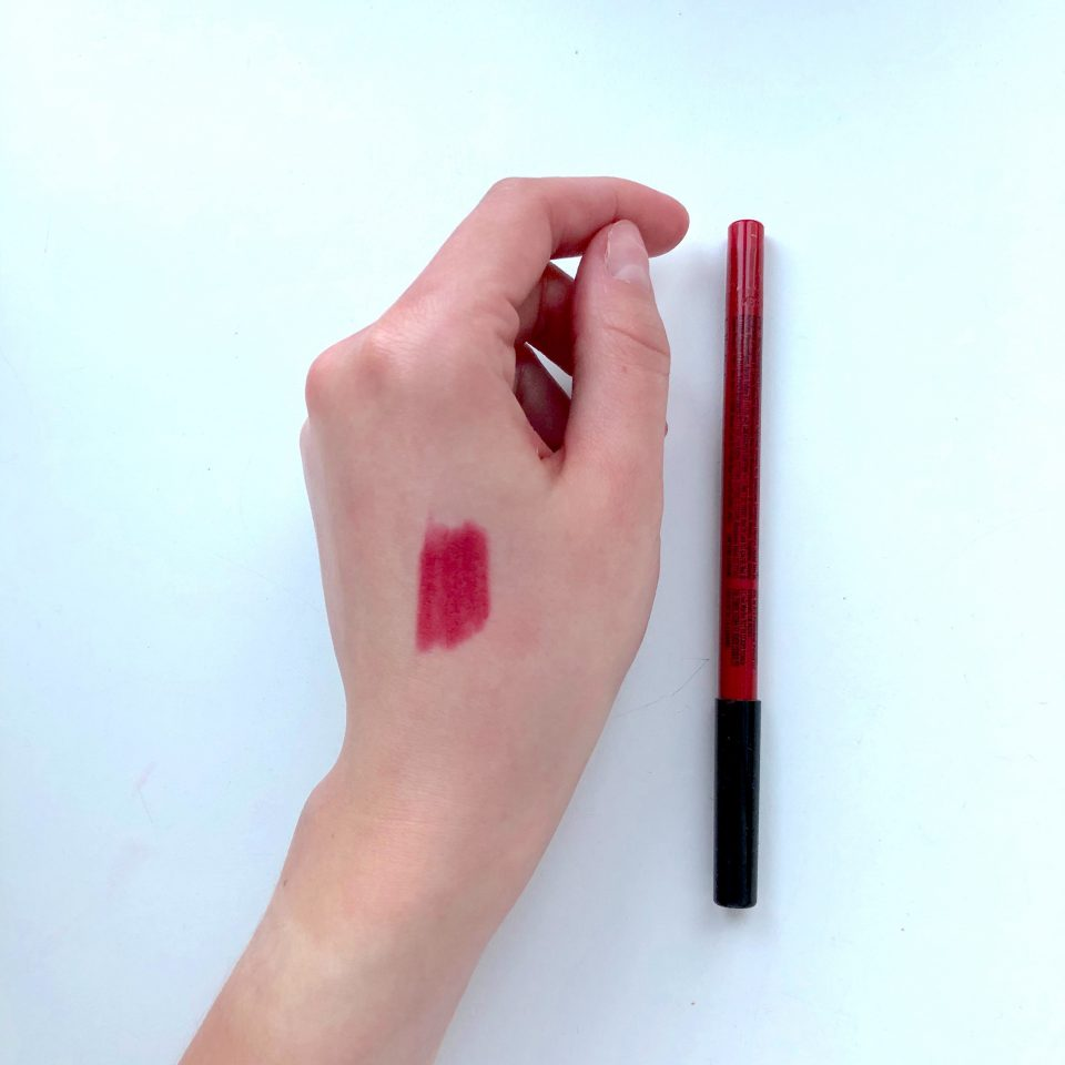 NYX Slide on Pencil Red Tape