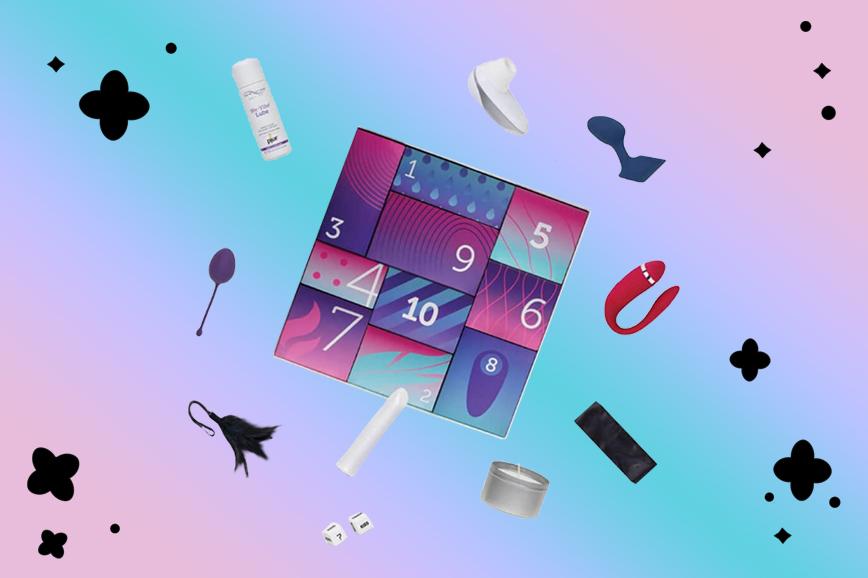 секс-игрушки для двоих: Набор We-Vibe Discover Gift Box