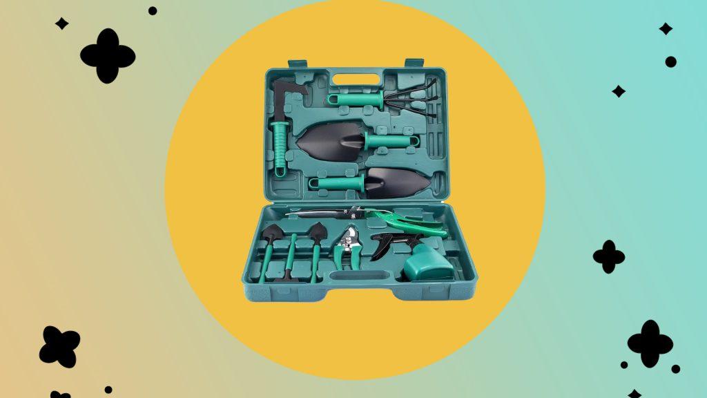 набор инструментов для садовода