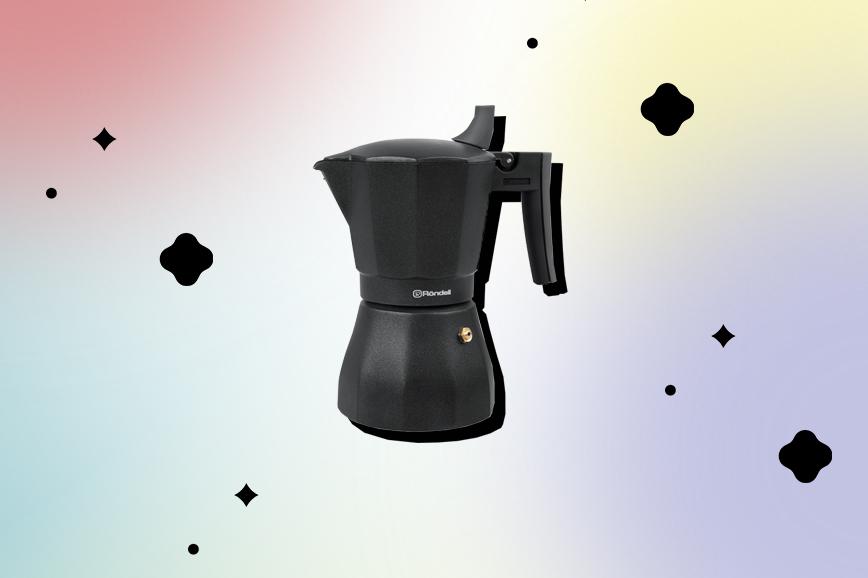 Полезные вещи для дома: гейзерная кофеварка