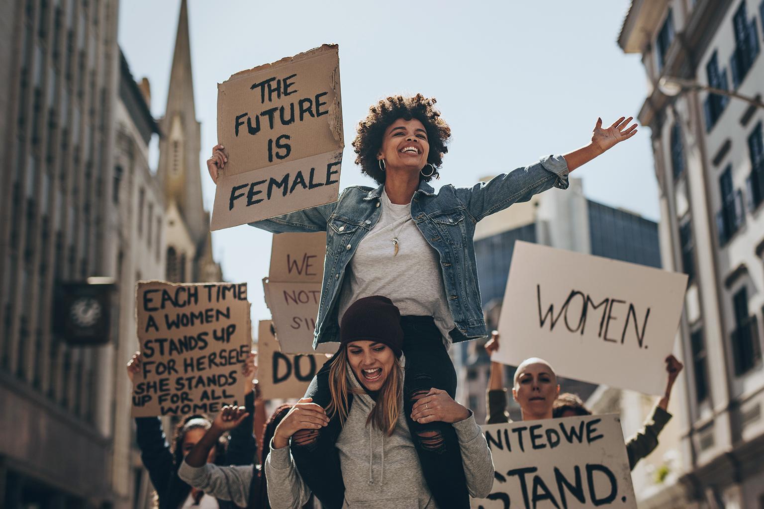 Фильмы про феминизм и история феминизма