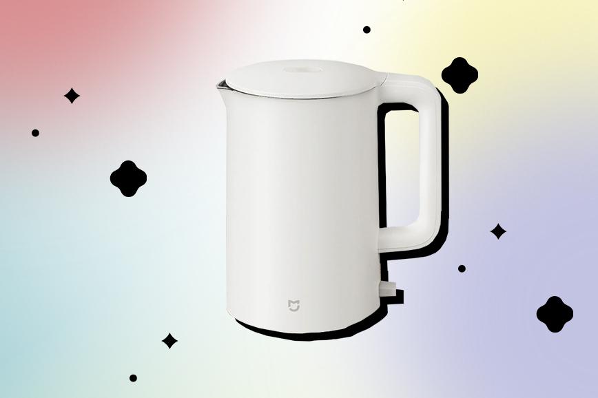 Посуда для чая: электрический чайник