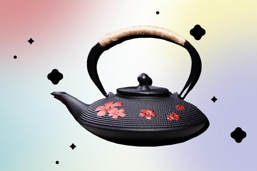 Посуда для чая: заварочный чайник