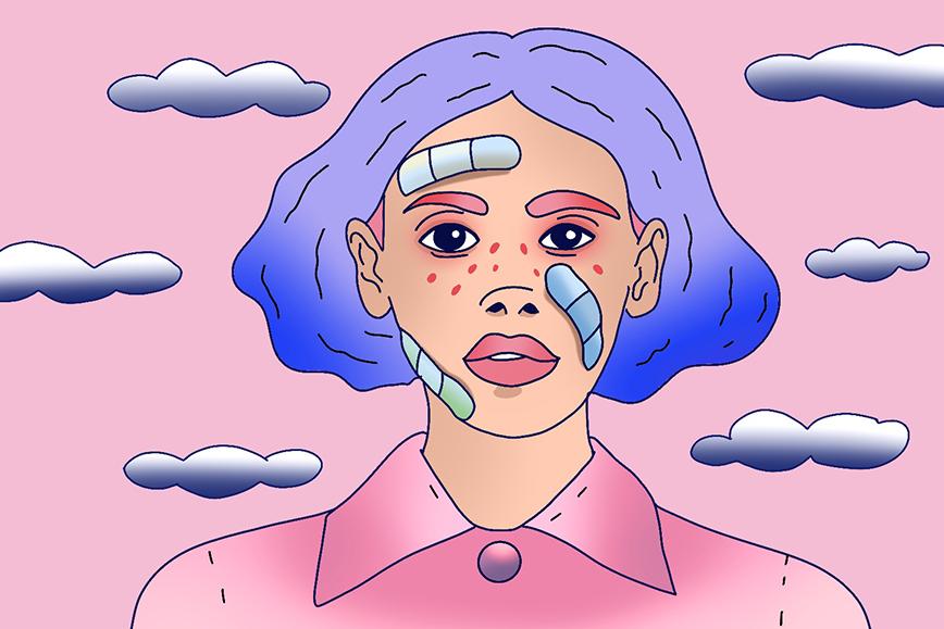 Проблемы с кожей: как грамотно подойти к лечению
