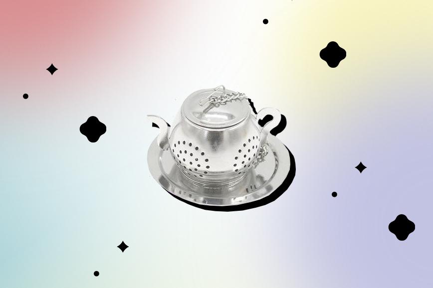 Что купить для чая: ситечко
