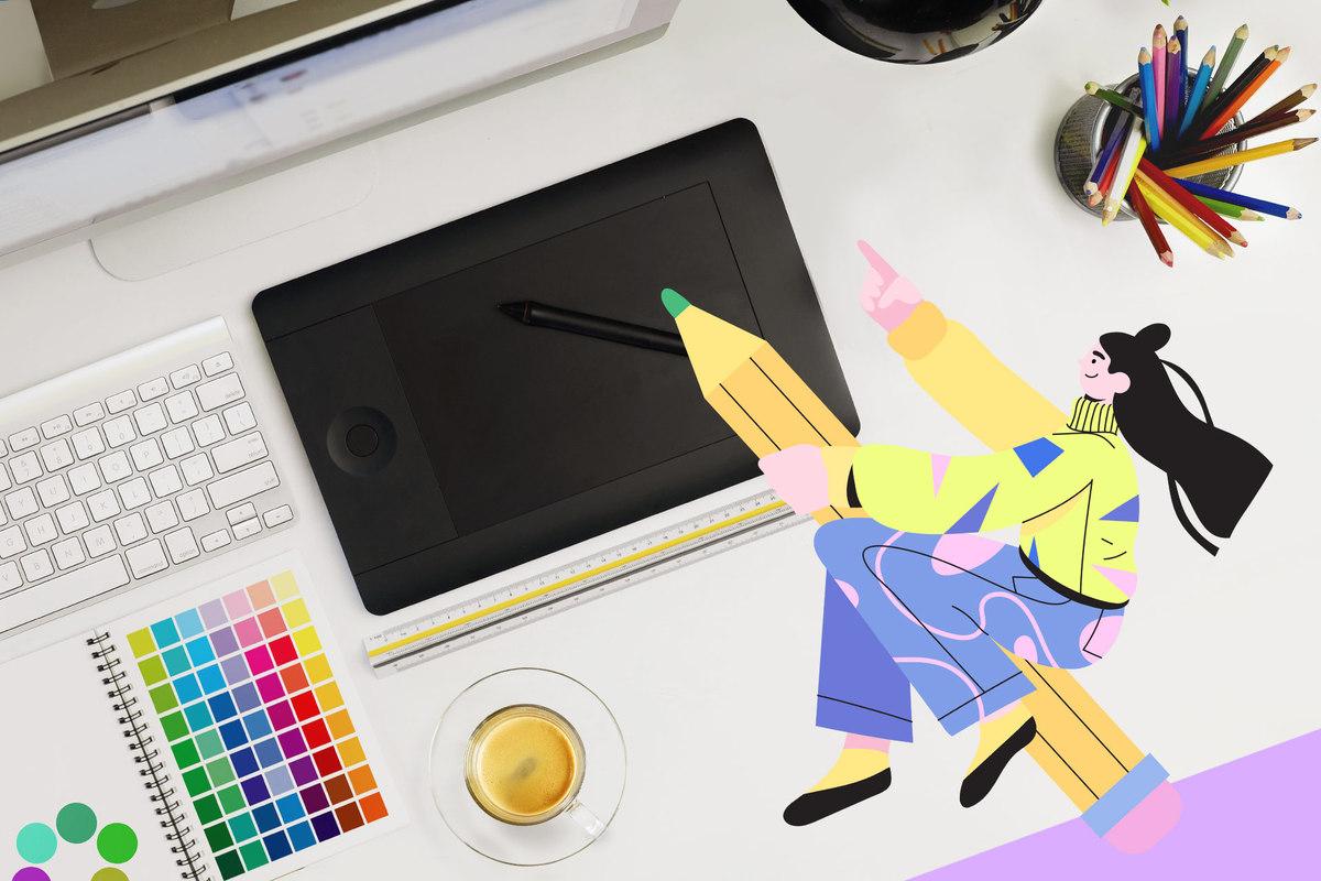 Выбирая курсы дизайна, спрашивайте, будет ли в обучении куратор