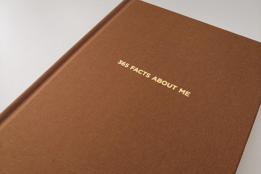 практики самоанализа: ежедневник 365 фактов обо мне