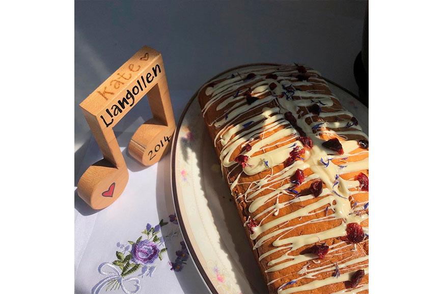 Что готовить осенью: британский кекс
