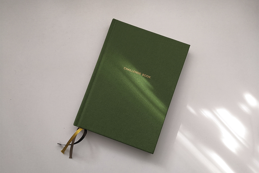 практики самоанализа: challenge book