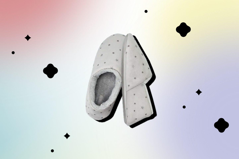 Мягкие тапочки