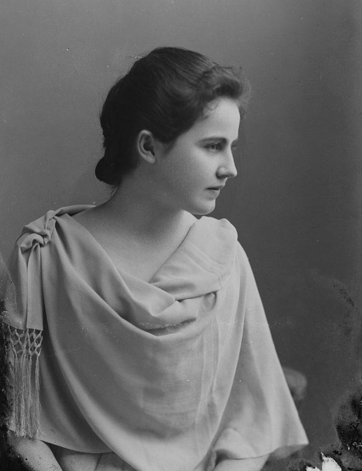 первые леди: эдит уилсон
