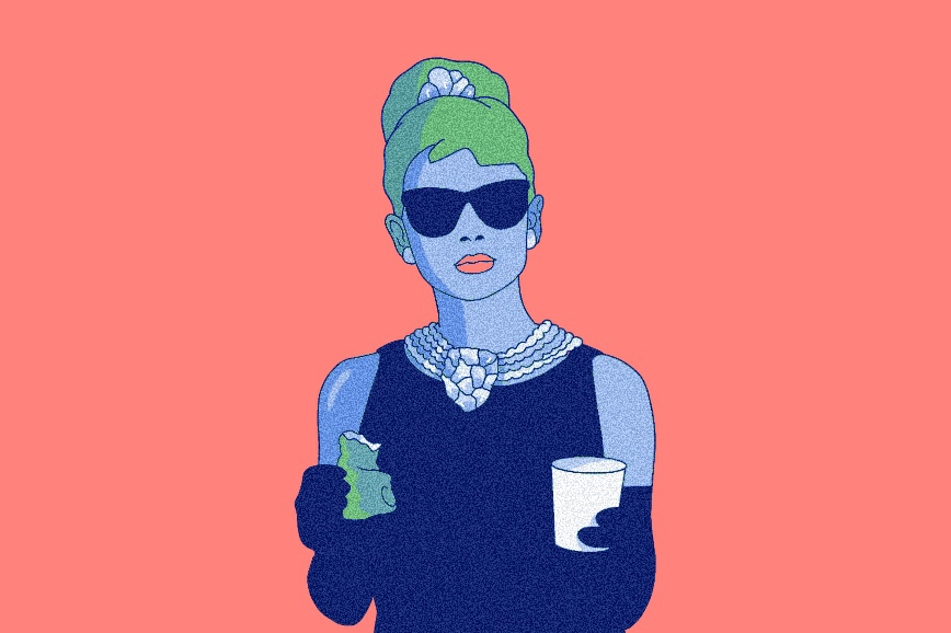 Мода в кино: Образ Холли Голайтли