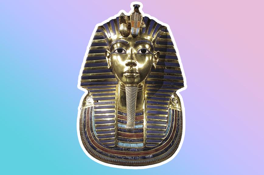 история макияжа: древний Tгипет