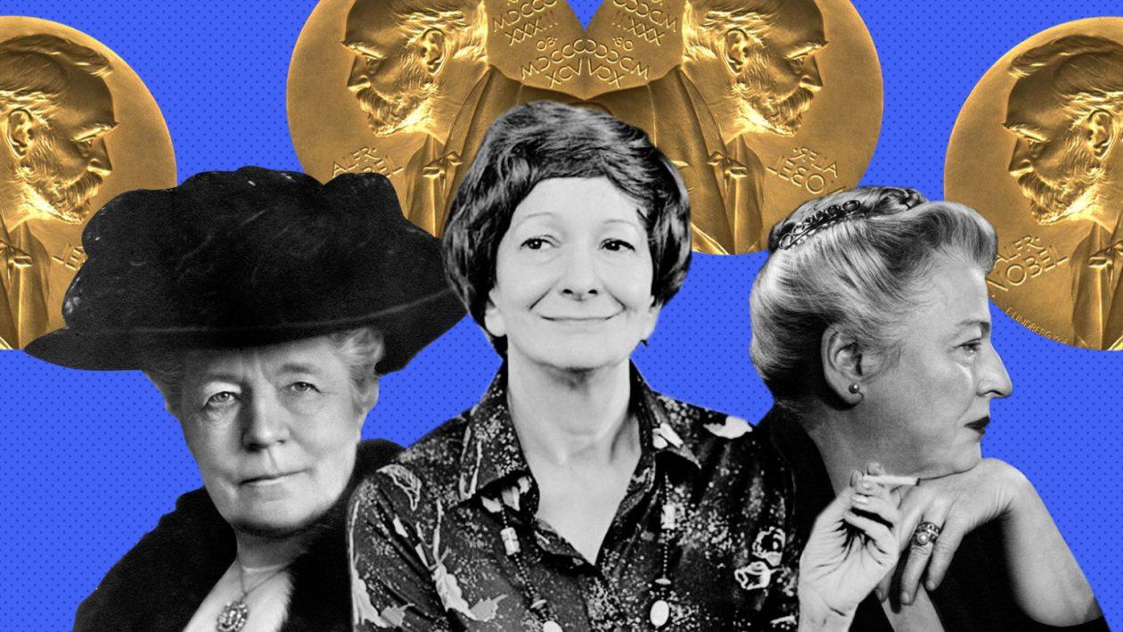 Лауреатки Нобелевской премии по литературе