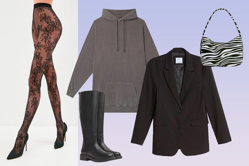 как сочетать разные стили в одежде