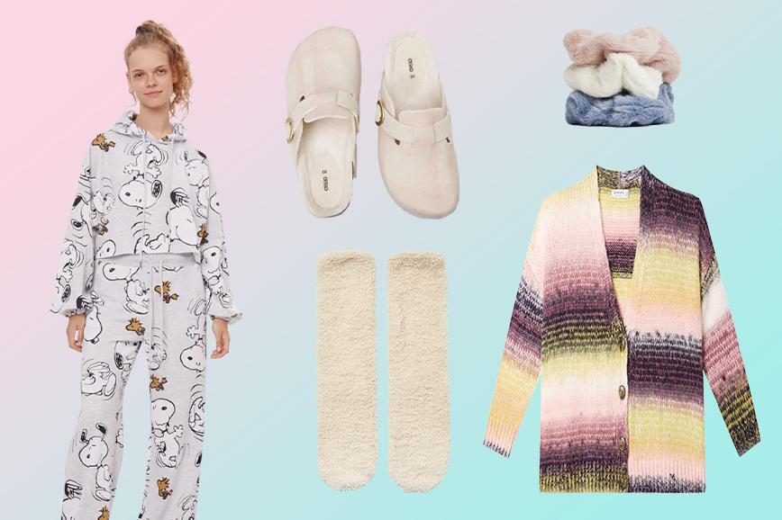 что надеть на новый год: тёплая пижама