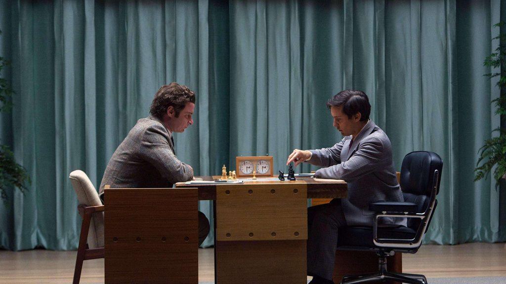 фильмы о шахматах