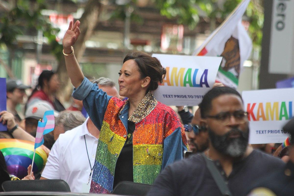 На SF Pride Parade в 2019 году