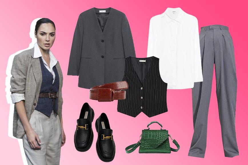 как одеться в стиле 80-х