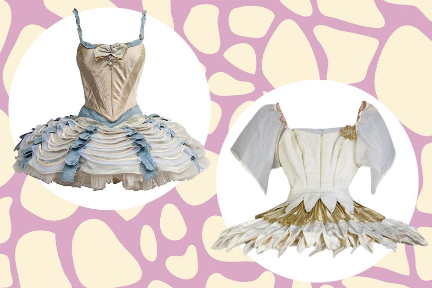 балетные костюмы варвары каринской