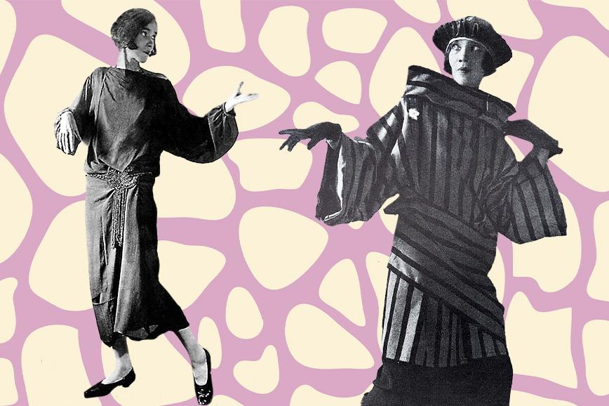 мода в ссср 30-х годов
