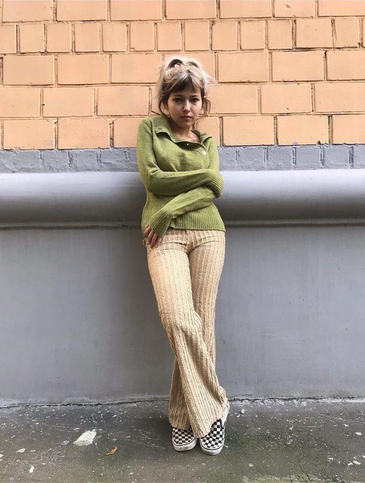 магазины винтажной одежды: фрик фрак