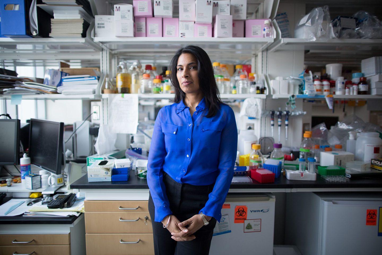 Сангита Бахтия разработала новый способ ранней диагностики некоторых типов рака