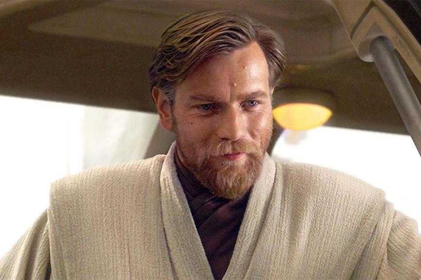"""кадр из фильма """"Звездные войны"""". оби-ван кеноби"""