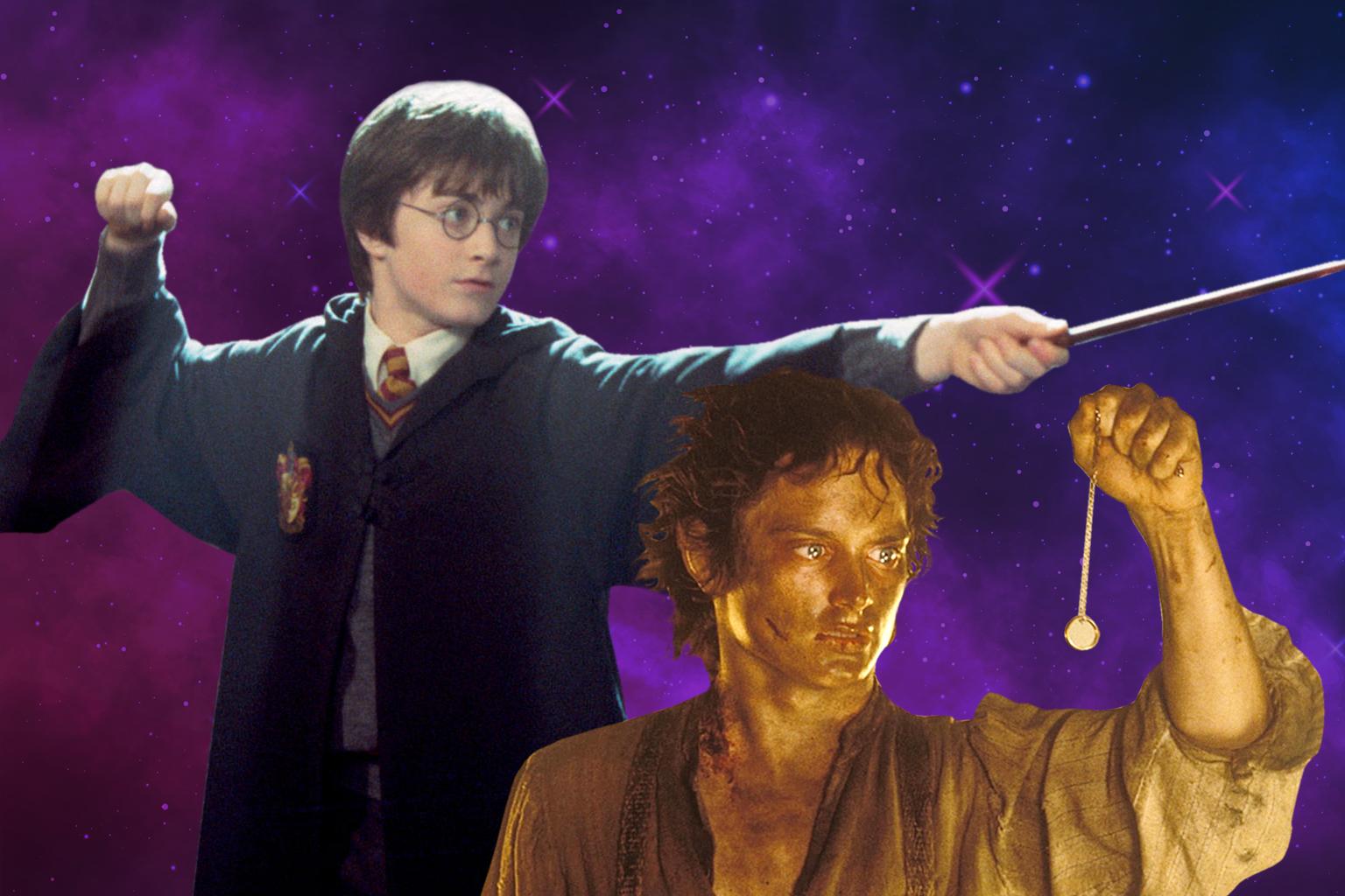 «Гарри Поттер» или «Властелин колец»