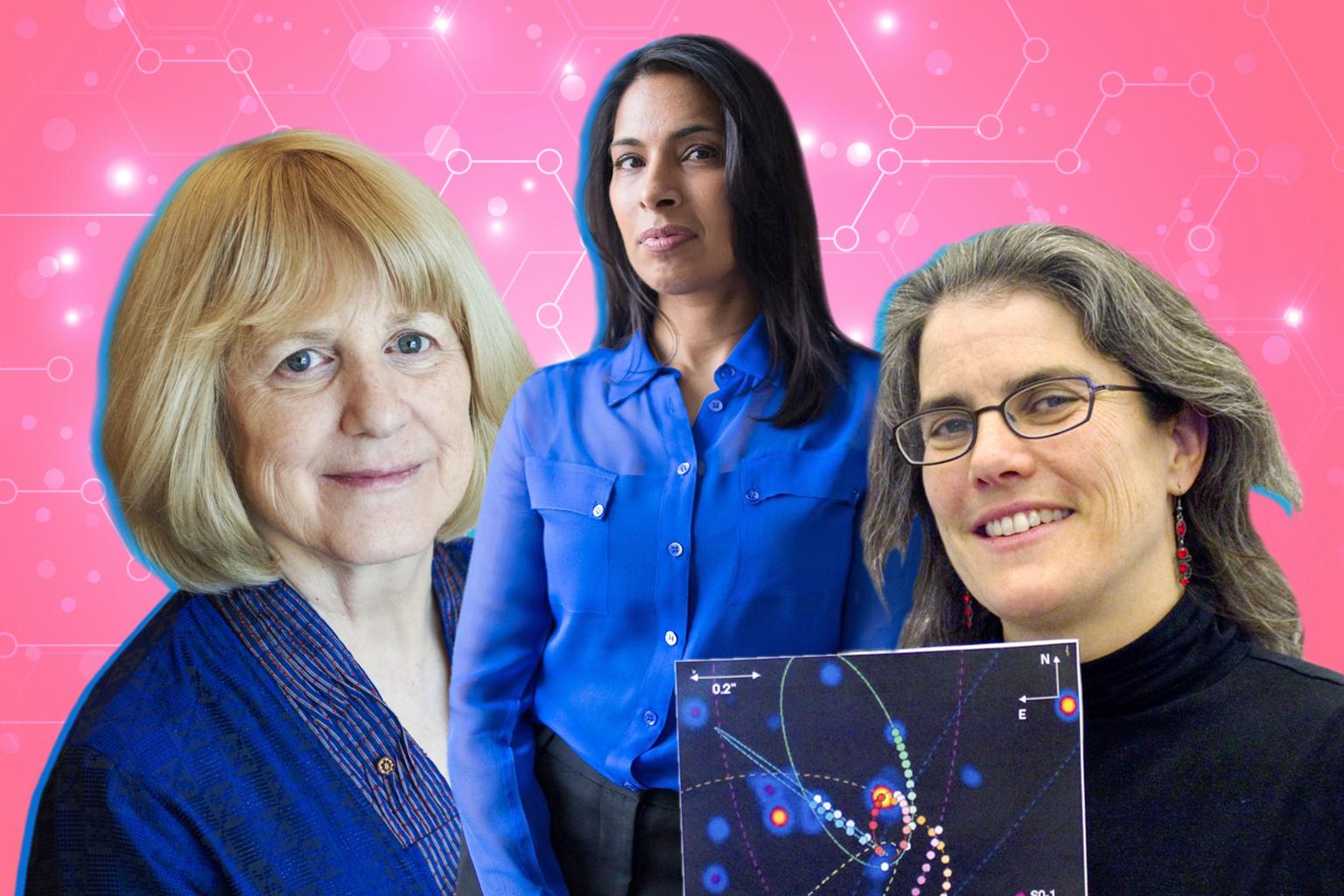 современные женщины учёные