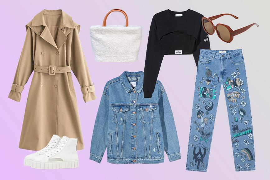 купить одежду на весну