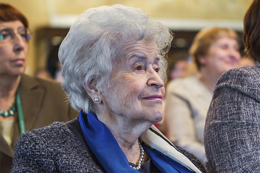 Вдохновляющие женщины: Президент Пушкинского музея Ирина Антонова