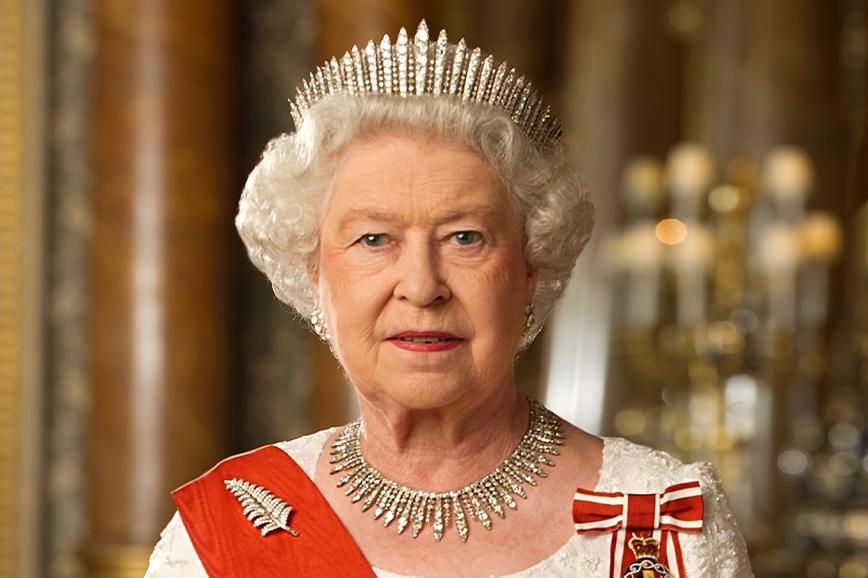 Вдохновляющие женщины: Елизавета II