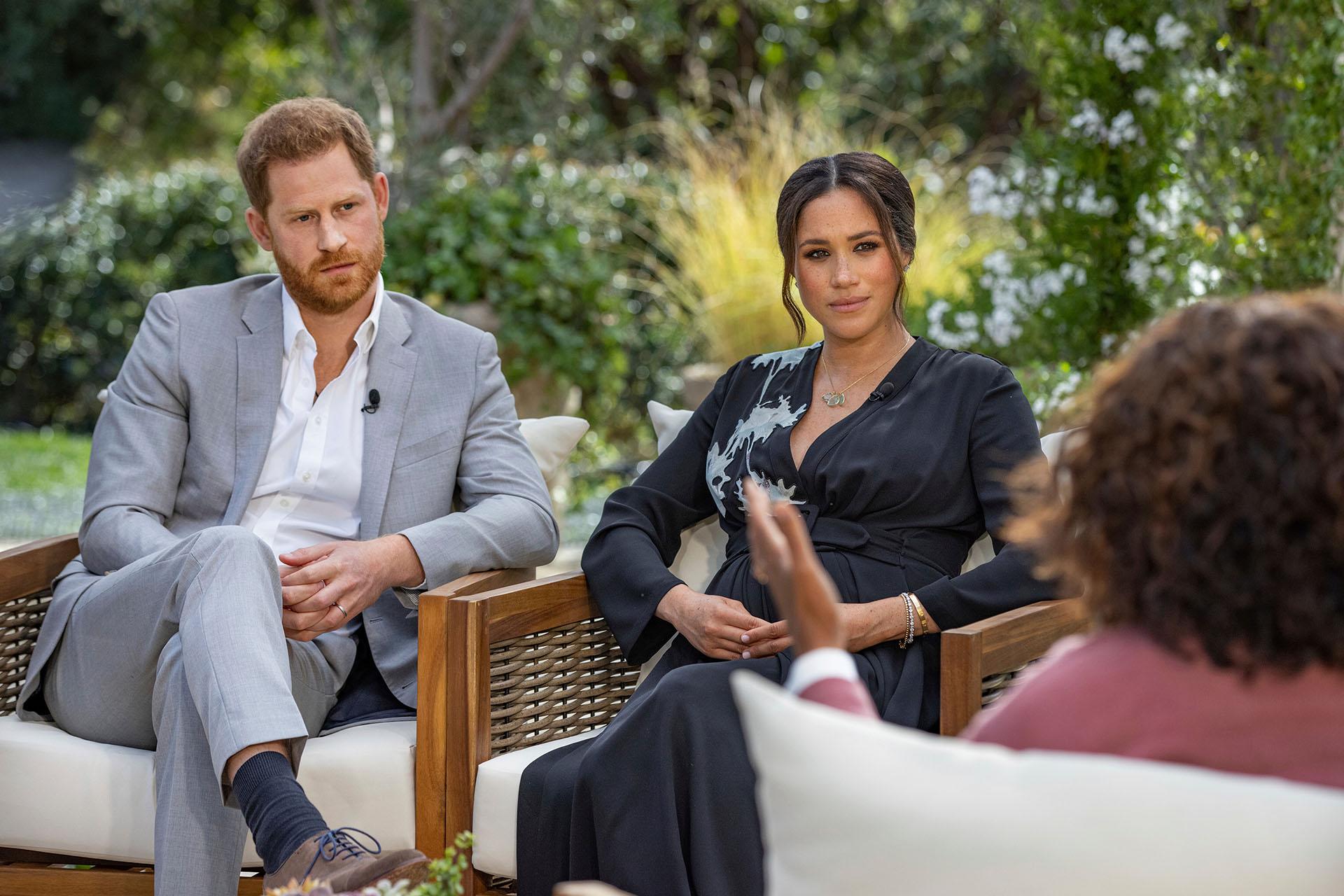 интервью королевской семьи