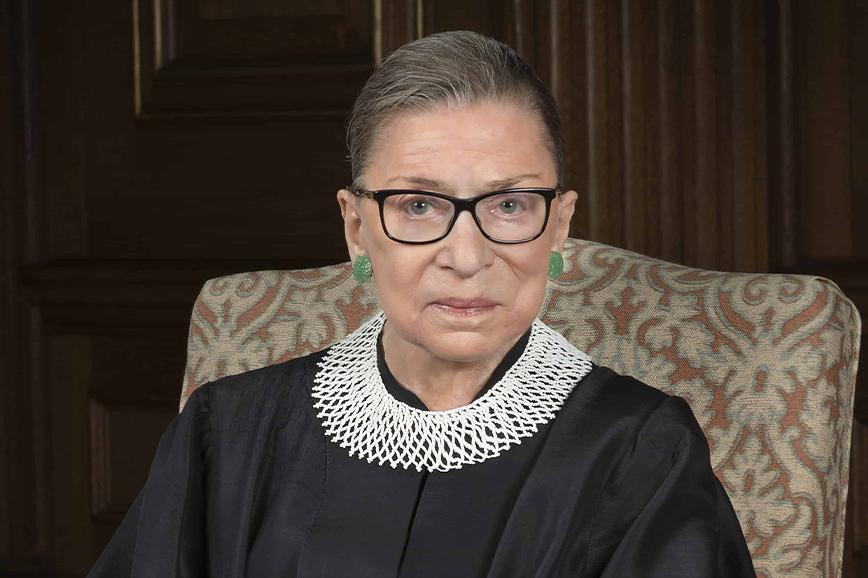 Вдохновляющие женщины: Судья Верховного суда США Рут Гинзбург