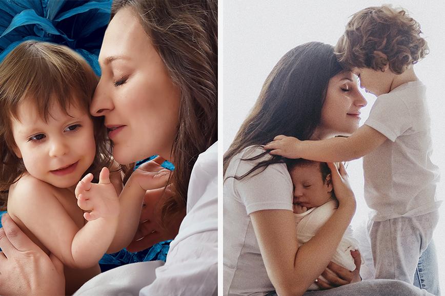 Основательницы благотворительного фонда для детей, больных синдромом Прадера—Вилли Марина Амулина и Марина Вербивская