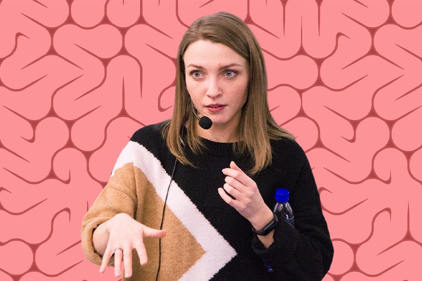 Генетик Татьяна Шнайдер
